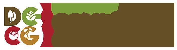 DeKalb County Community Gardens logo