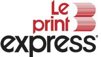 Le Print Express logo
