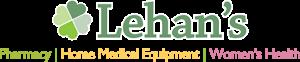 Lehan's drug store logo